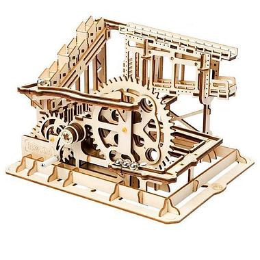 Quebra Cabeça 3D Cog Coaster - Loja Lua Feliz