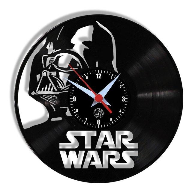 Relogio de Parede Star Wars Darth Vader